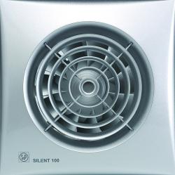 Soler & Palau Silent-100 CZ Silver [5210415500]