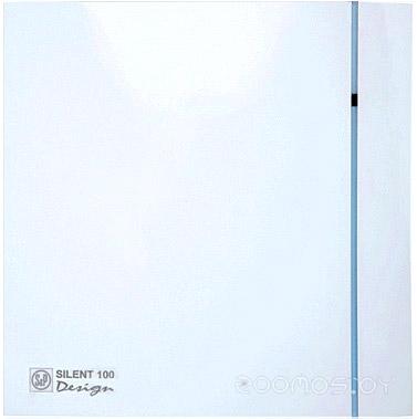 Вытяжная вентиляция Soler & Palau Silent-200 CZ Design - 3C [5210604000]