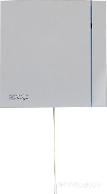 Вытяжная вентиляция Soler & Palau Silent-100 CMZ Design - 3C [5210614700]