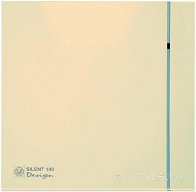 Вытяжная вентиляция Soler & Palau Silent-200 CZ Ivory Design - 4C [5210625000]