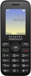 Alcatel One Touch 1016D (Black)