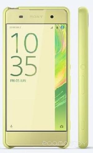 Чехол Sony SBC26 for Xperia XA (Lime Gold)