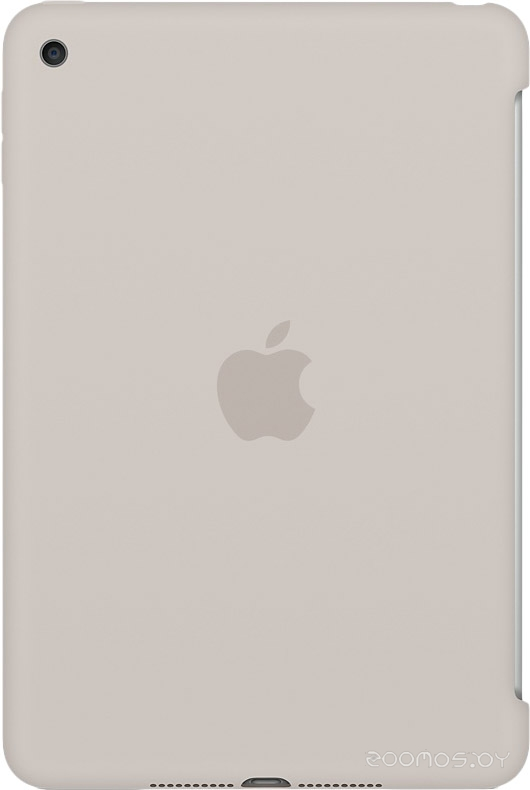 Бампер Apple Silicone Case for iPad mini 4 (Stone) [MKLP2ZM/A]