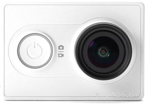 Видеокамера Xiaomi Yi Action Camera Basic Edition (White)