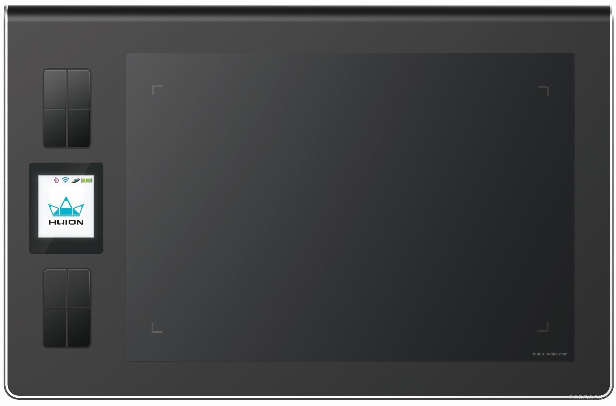 Графический планшет Huion DWH69