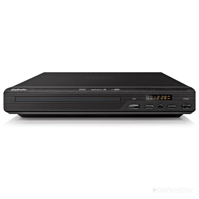 DVD-плеер BBK DVP030S (Dark Gray)