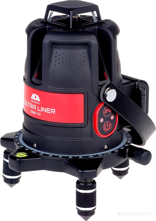Призменный нивелир ADA Instruments ULTRALiner 360 2V