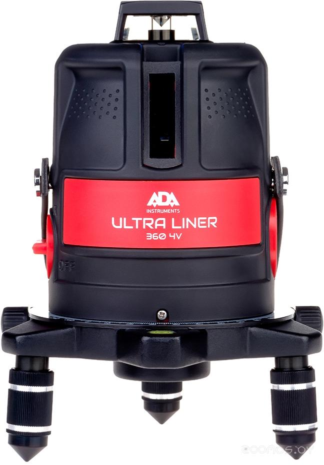 Призменный нивелир ADA Instruments ULTRALiner 360 4V