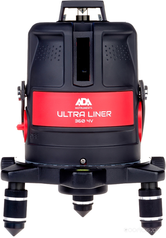 Призменный нивелир ADA Instruments ULTRALiner 360 4V Set