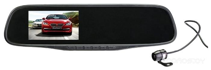 Автомобильный видеорегистратор SilverStone F1 NTK-351 Duo