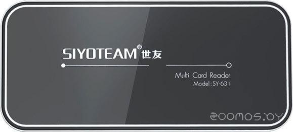 Карт-ридер Siyoteam SY-631