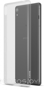 Чехол Sony Back Cover Clear SBC32 для Xperia XA Ultra