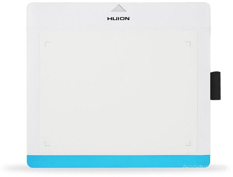 Графический планшет Huion 680TF (White/Blue)