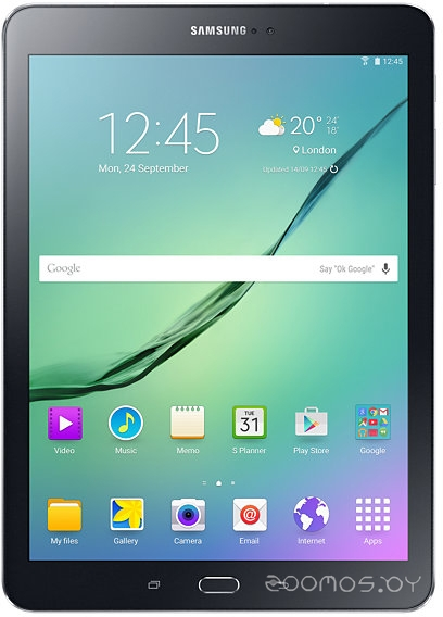 Планшет Samsung Galaxy Tab S2 9.7 SM-T813 Wi-Fi 32Gb (Black)