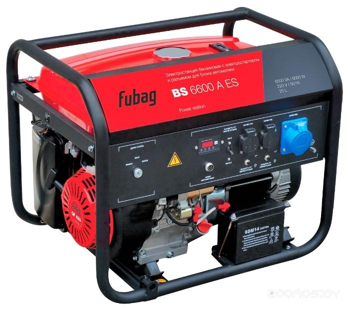 Электростанция FUBAG BS 6600 A ES