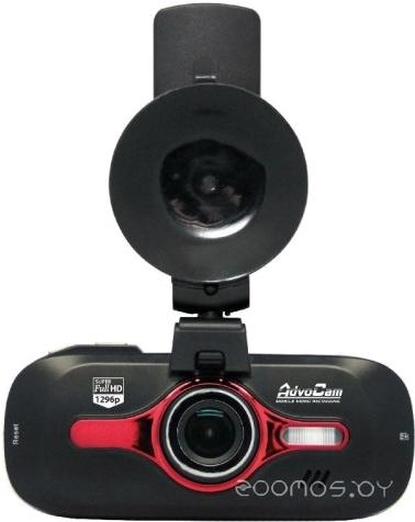 Автомобильный видеорегистратор AdvoCam FD8 Red II