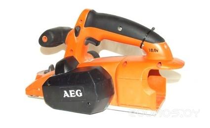 Электрорубанок AEG BHO18-0 (без батареи)