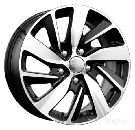 Колёсные диски K&K КС741 6.5x16/5x114.3 D67.1 ET50 алмаз черный