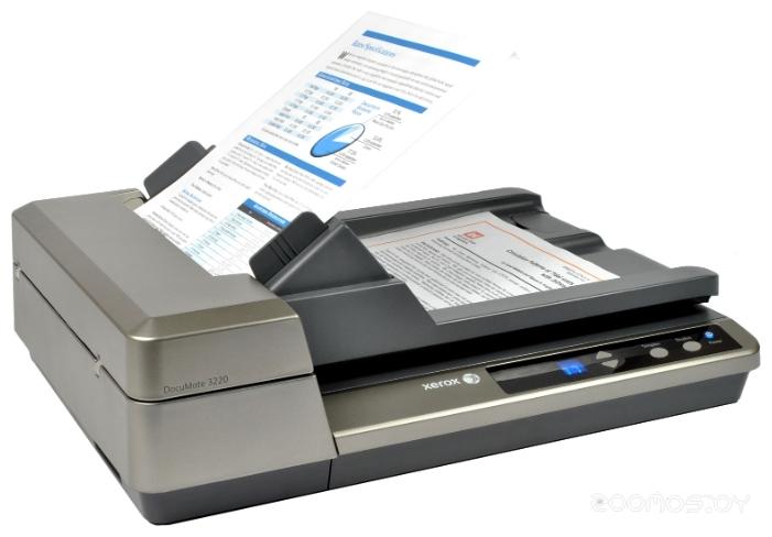 Сканер XEROX DocuMate 3220