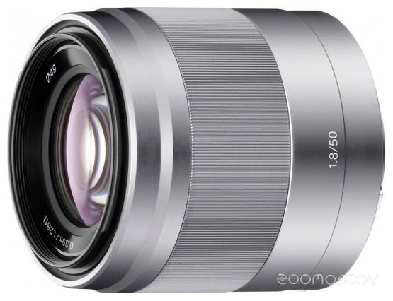 Объектив Sony 50mm f/1.8 OSS (SEL-50F18B)