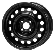 Magnetto Wheels 16000 7x16/4x108 D65 ET32 Black