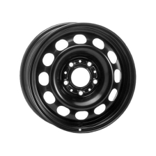Magnetto Wheels 16006 6.5x16/5x112 D57.1 ET50 Black