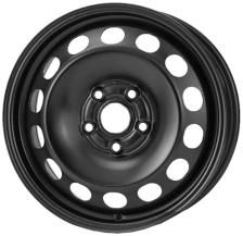 Magnetto Wheels 16005 6.5x16/5x112 D57.1 ET46 Black