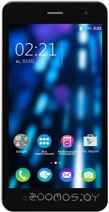 Мобильный телефон BQ BQS-5020 Strike (Dark Gray)