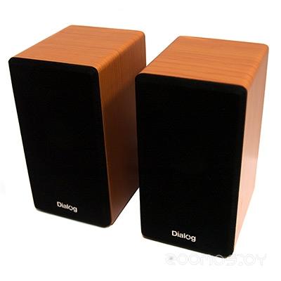 Компьютерная акустика DIALOG AST-20UP (Walnut)