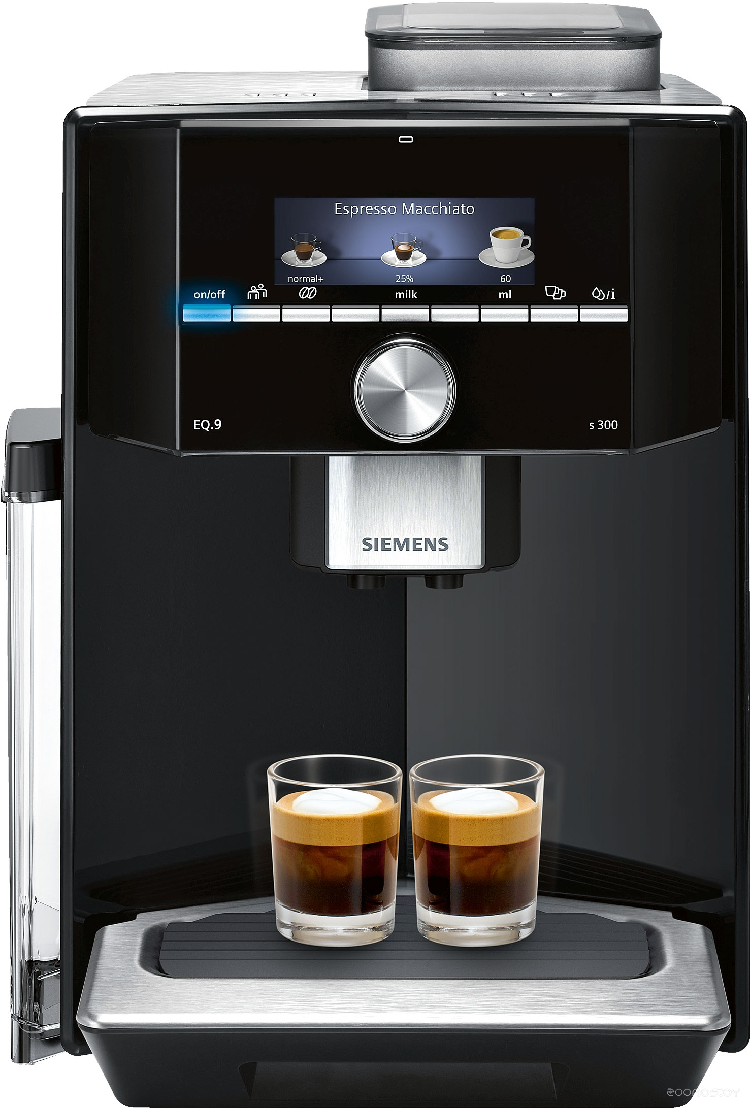 Кофемашина Siemens EQ.9 series 300 TI903209RW