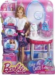 Mattel Barbie Color Me Cute Puppy Play Set (CFN40)