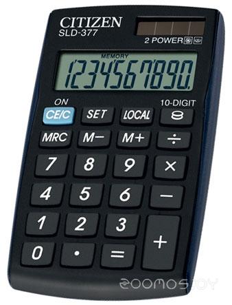 Калькулятор CITIZEN SLD-377