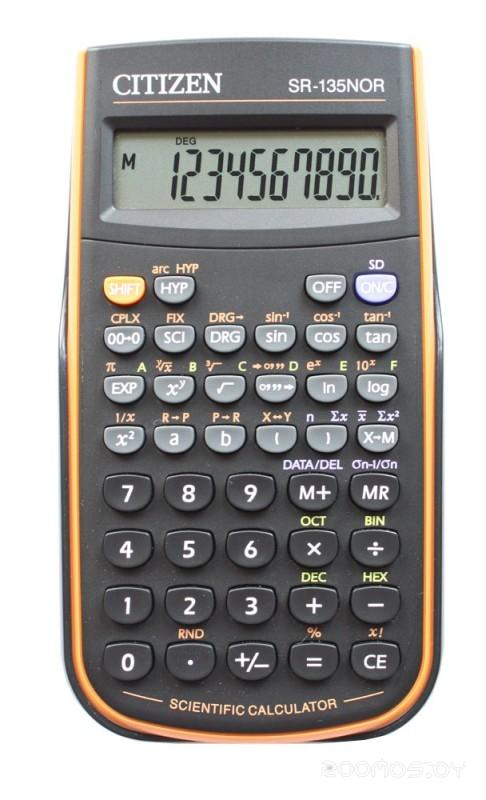 Калькулятор CITIZEN SR-135 N