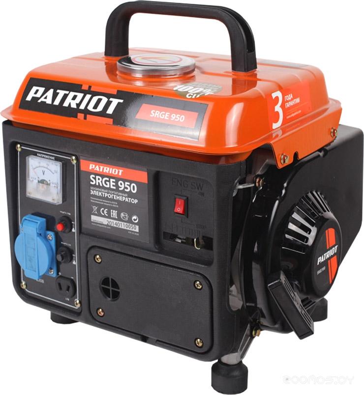 Генератор Patriot Max Power SRGE 950 [474102020]