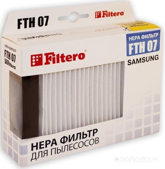 Фильтр для пылесоса Filtero FTH 07 SAM