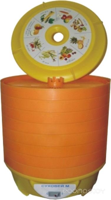 Сушилка для овощей и фруктов Агропласт Суховей М 8