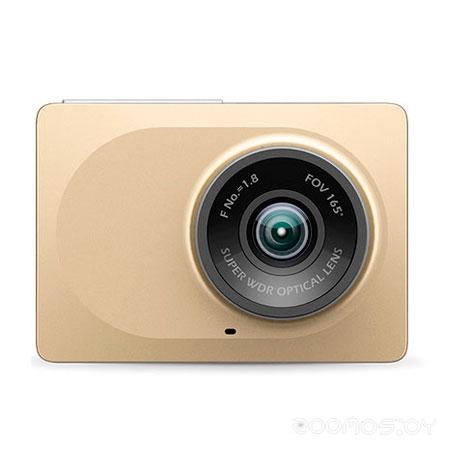 Автомобильный видеорегистратор YI Smart Dash Camera (Gold)