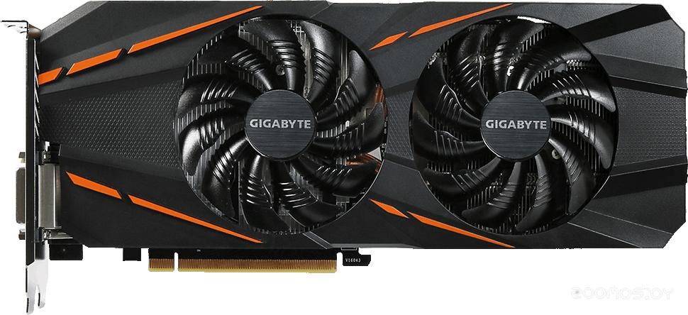 Видеокарта Gigabyte GeForce GTX 1060 G1 Gaming 6GB GDDR5 [GV-N1060G1 GAMING-6GD]