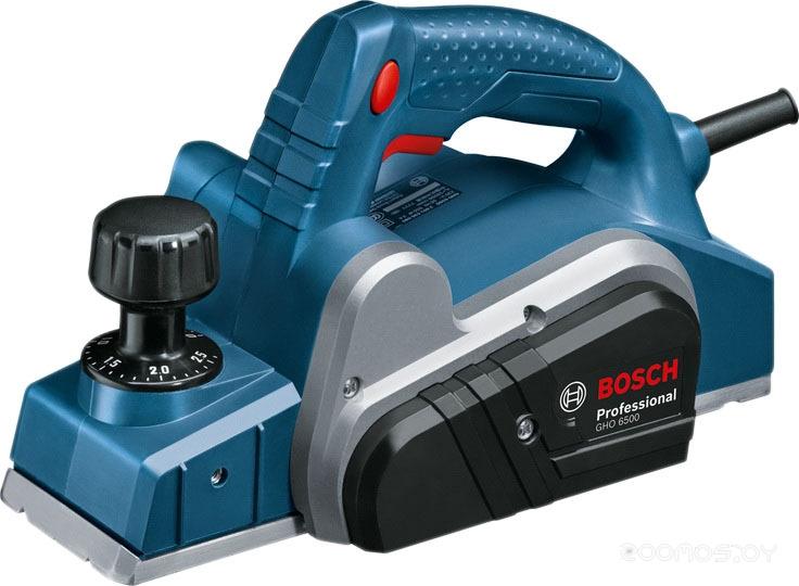 Электрорубанок Bosch GHO 6500 Professional [0601596000]