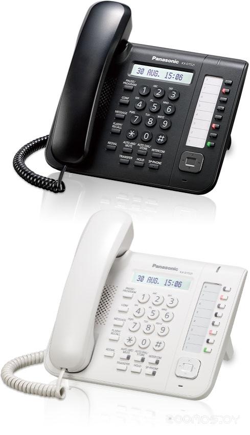 Проводной телефон Panasonic KX-DT521
