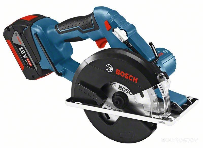 Дисковая пила Bosch GKM 18 V-LI Professional