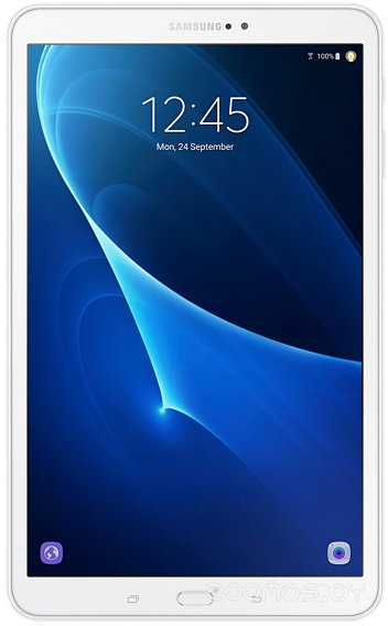Планшет Samsung Galaxy Tab A 10.1 SM-T580 16Gb (White) (SM-T580NZWASER)