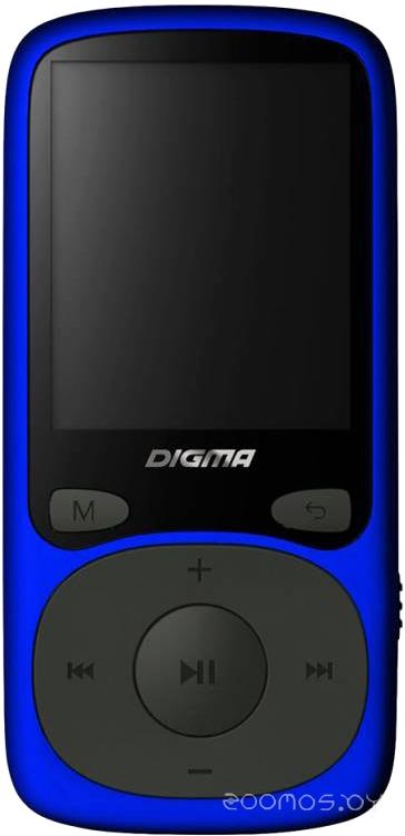 MP3-плеер DIGMA B3 8Gb (Blue)