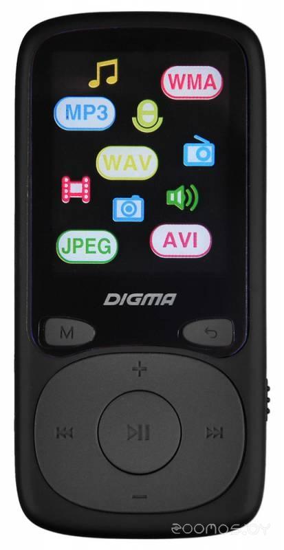 MP3-плеер DIGMA B3 8Gb (Black)