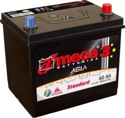 A-mega Standard Asia 60JR (60 А·ч)