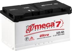 A-mega Ultra 105 R (105 А·ч)