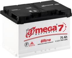 A-mega Ultra 75 R (75 А·ч)