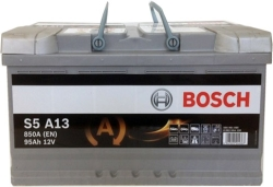 Bosch S5 092 S5A 130 (95 А·ч)