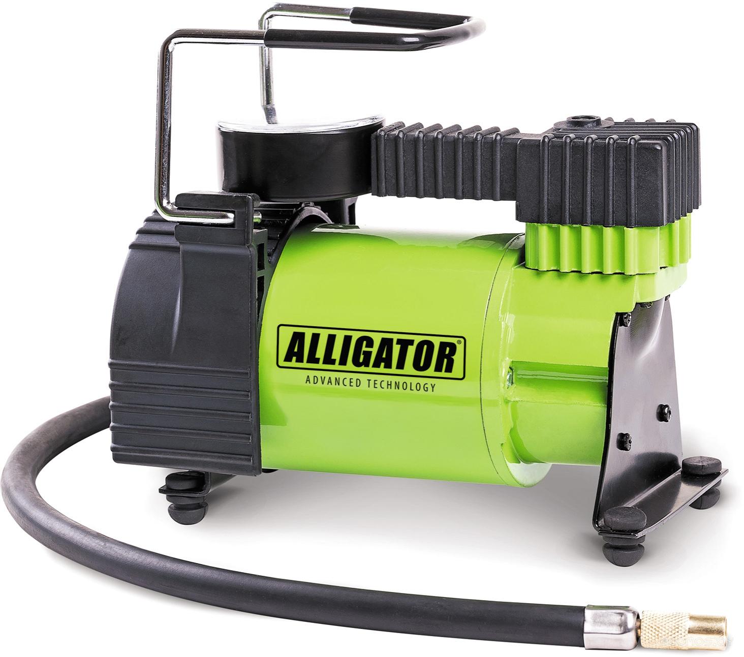 Автомобильный компрессор Alligator AL-350