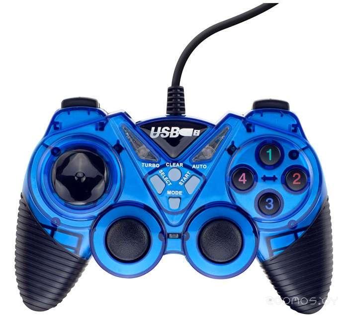Проводной геймпад 3Cott GP-05 (Blue)